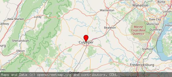 Culpeper, VA 22701, USA